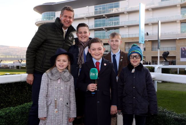 Kids' Cheltenham drawings to support charity