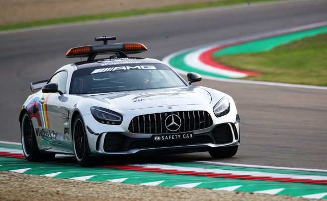 Fast and flowing Imola should suit Honda power