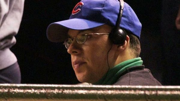 Steve Bartman: No pics after this one.