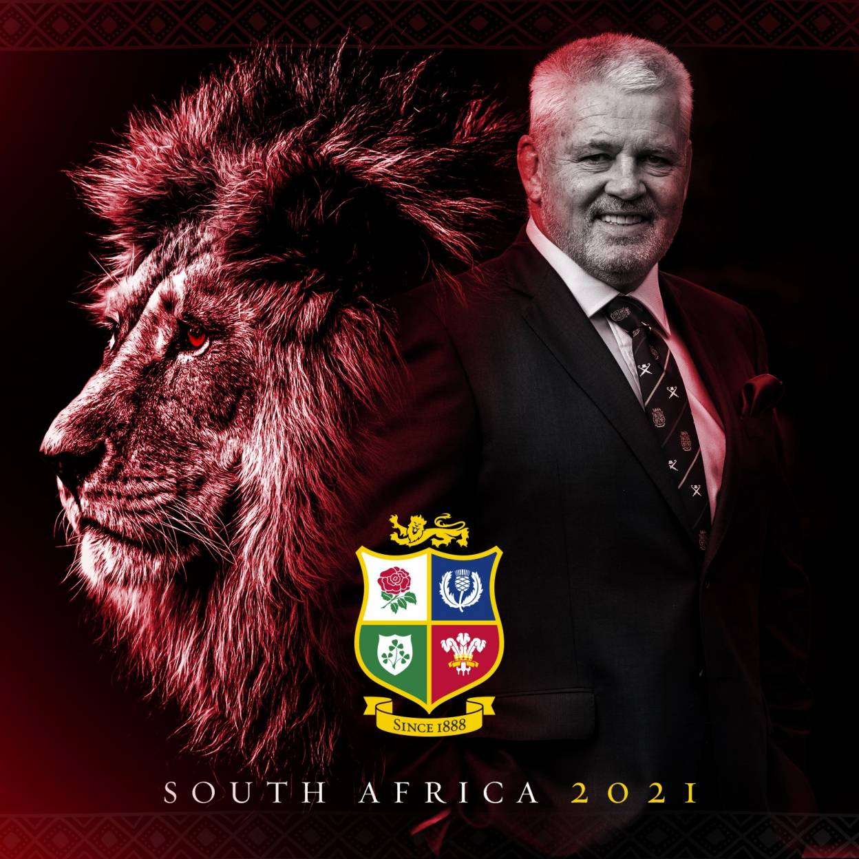 Gatland picked the right Lions Squad!