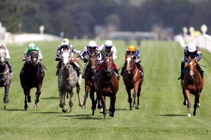 Palace Pier starts Royal Ascot 2021 in style