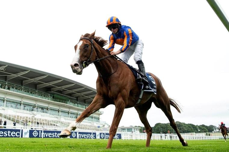 Mishriff, Love confirmed for King George